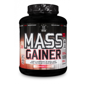 Mass Gainer Strawberry 5000 g