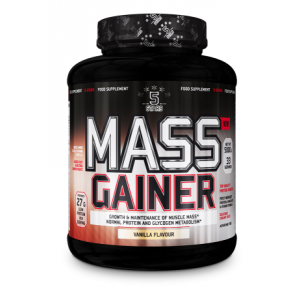Mass Gainer Vanilla 5000 g
