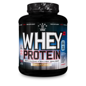 Whey Protein Chocolate 3000 g