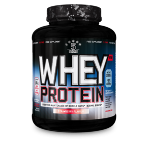 Whey Protein Strawberry 3000 g