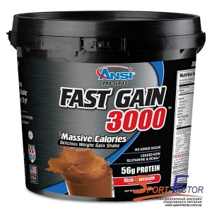 Fast Gain Rich Chocolate  5.44 kg