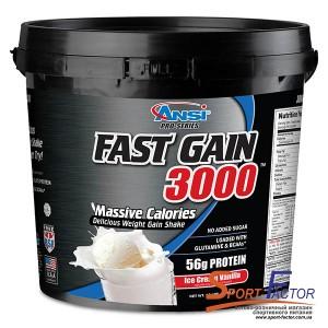 Fast Gain Ice Cream Vanilla  5.44 kg