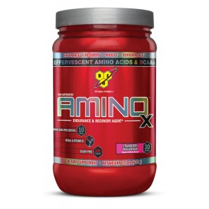 Amino X 1.01 кг blue raspberry