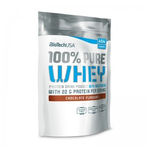 100% Pure Whey 454g chocolate