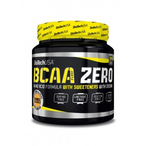 BCAA Flash Zero 360g orange