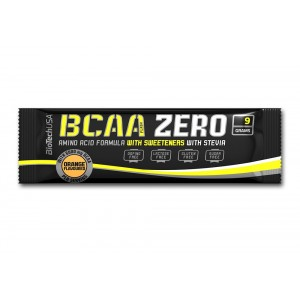 BCAA Flash Zero 9 g green apple