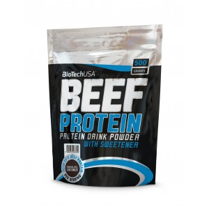 Beef Protein 500 g chocolate-coconut