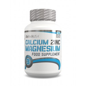 Ca-Mg-Zn  100 tabs jar