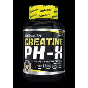 Creatine PH-X 90 caps  jar