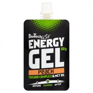 Energy Gel Pro  60g / peach