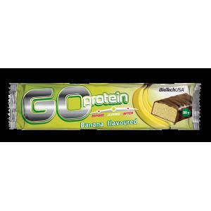 Go Protein bar 80g / bar banana