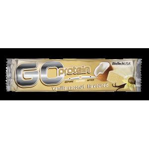 Go Protein bar 80g / bar Vanilla-coconut