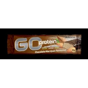 Go Protein bar 40g / bar Chocolate-marzipan