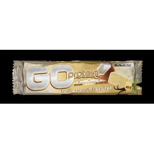 Go Protein bar 40g / bar Vanilla-coconut