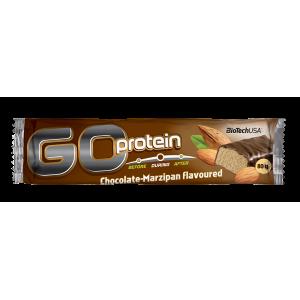 Go Protein bar 80g / bar Chocolate-marzipan
