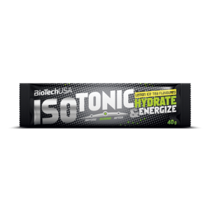 IsoTonic 40g  lemon-ice tea