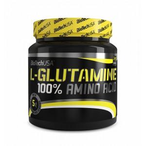 100% L-Glutamine 240g jar