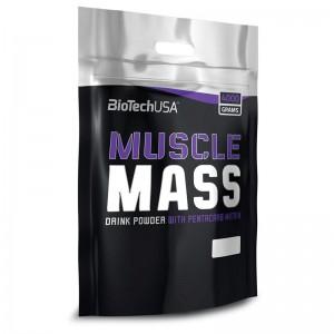 Muscle  Mass 4000g bag strawberry