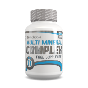 Multimineral Complex  100 tabs jar