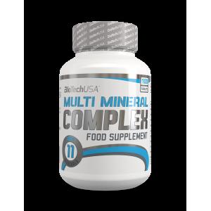 Multimineral Complex  100 tabs jar