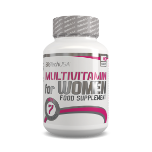 Multivitamin for Women  60 tablets jar