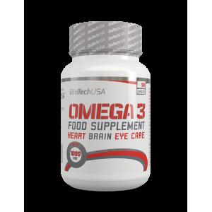 Omega 3  90 gel capsules jar