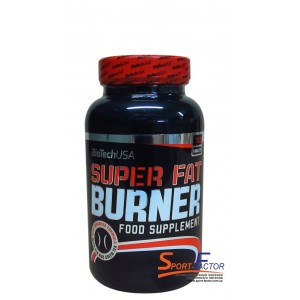 Super Fat Burner 120 tabs jar