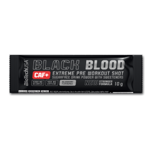 Black Blood CAF+10 g cola