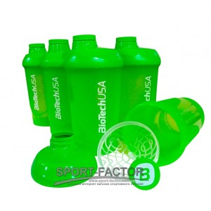 "Shaker Wave Biotech USA ""Grass Green"" (600ml)"