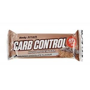 Carb Control-Proteinriegel - 100g Crunchy Chocolate