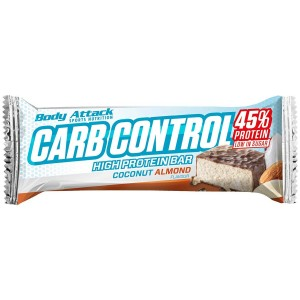 Carb Control-Proteinriegel - 100g Coconut Almond