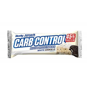 Carb Control-Proteinriegel - 100g White Cookie