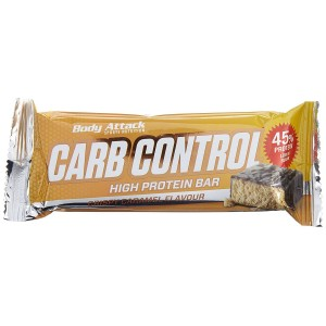 Carb Control-Proteinriegel - 100g Crispy Caramel