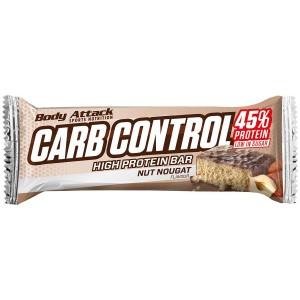 Carb Control-Proteinriegel - 100g Nut Nougat
