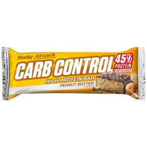 Carb Control-Proteinriegel - 100g Peanut Butter