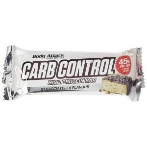 Carb Control-Proteinriegel - 100g Stracciatella