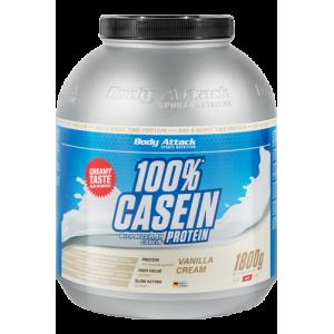 100% Casein Protein - 1800g  Vanilla  Cream