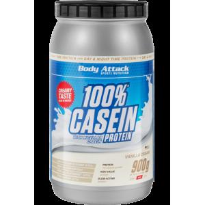 100% Casein Protein - 900g  Vanilla  Cream