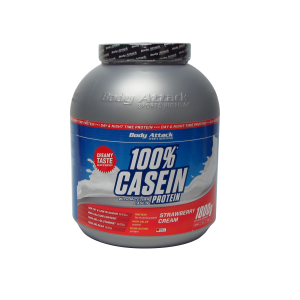 100% Casein Protein - 1800g  Strawberry Cream