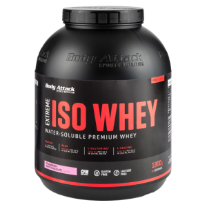 Extreme ISO Whey - 1800g Chocolate