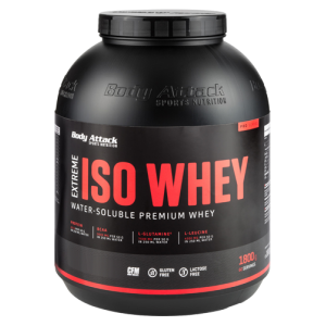Extreme ISO Whey - 1800g Strawberry White Chocolate