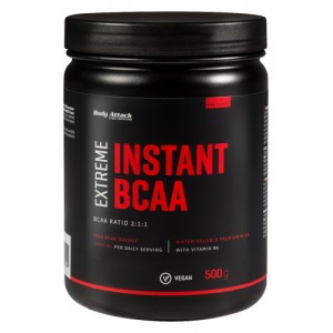 Extreme Instant BCAA - 500g Blackberry Flavour