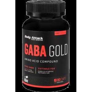 GABA Gold - 80 Caps