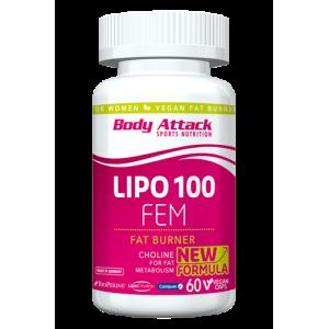 LIPO 100 Fem - 60 Caps