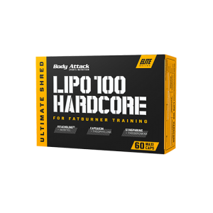 LIPO 100 Hardcore 60 Caps