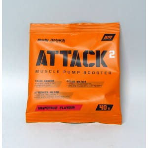 Attack 2 - 40g orange-grapefruit