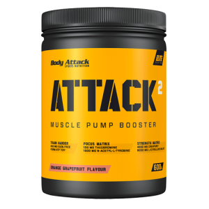 Attack 2 - 600 g cherry-cola