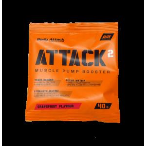 Attack 2 - 40g orange-grapefruit