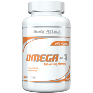 Omega-3 - 90 Kapseln