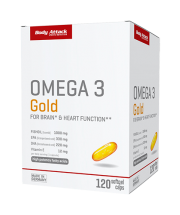 OMEGA-3-GOLD от BODY ATTACK